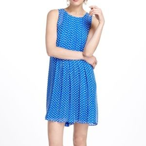 Anthropologie Sachin + Babi Flocked Speckle Dress